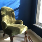 Green Chair 1