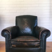 Leather Chair 1