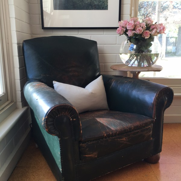 Leather Chair 6